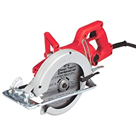 Milwaukee 6378 15 Amp 8-1/4-Inch Wormdrive Circular Saw