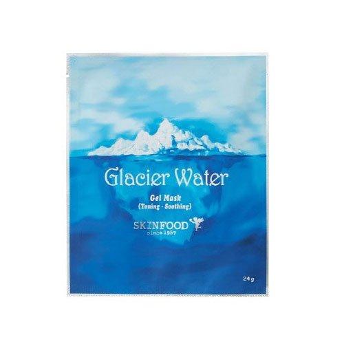 スキンフード 氷河水ゲルマスク ×5個セット