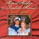 echange, troc Marcel Merkes & Paulette Merval - Vive l'opérette