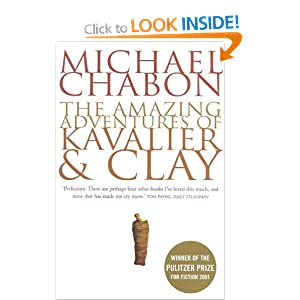 the amazing adventures of kavalier clay essay