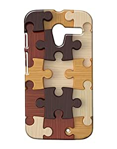 Pickpattern Back Cover fo Motorolar Moto X 1st Gen