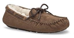 UGG Women\'s Dakota Slipper Beige Size 5 B(M) US