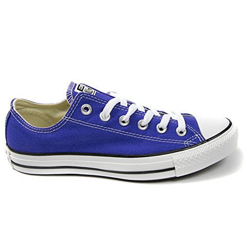 Details for Converse Unisex Chuck Taylor Ox Periwinkle Basketball Shoe (3 Men US / 5 Women US) by Converse