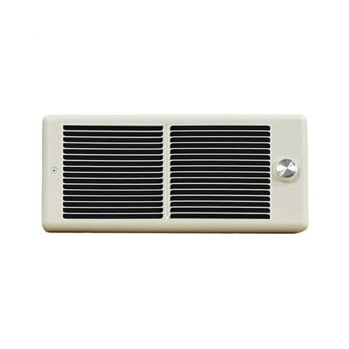 Register Style Double   Pole 240v Fan Forced Wall Heater w/ Wall Box Power 6,826 btu / 8.3 amps / 2000w