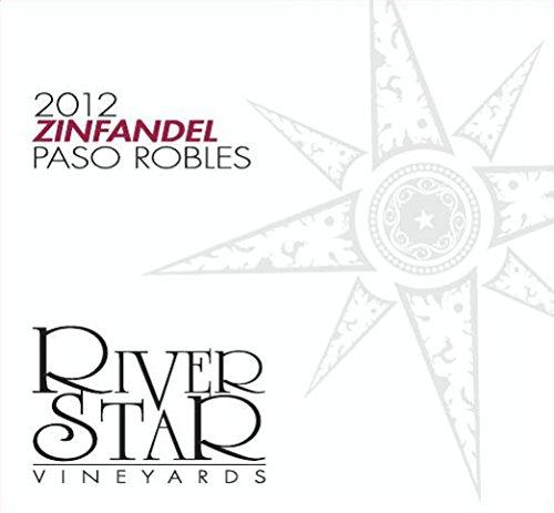 2012 Riverstar Vineyards Paso Robles Zinfandel 750 Ml