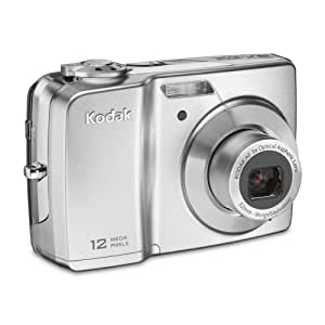 Kodak EasyShare C182 12 MP Digital Camera with 3x Optical Zoom and 3-inch LCD (Silver)