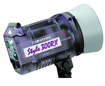 Elinchrom EL 20725 Digital Style 300RX Compact Flash Unit