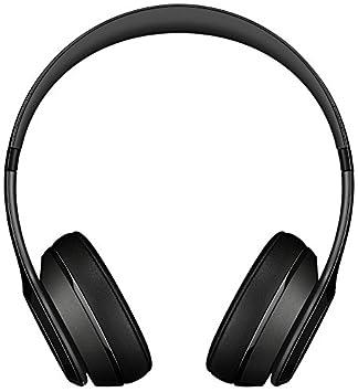 Beats Solo2 Wireless Casque Audio supra-auriculaires sans fil - Noir Brillant