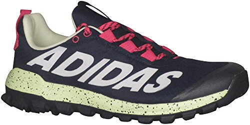 Adidas Performance Women's Vigor 6 Women's Trail Running Shoe,Collegiate Navy/Shock Pink/Halo,8.5 M US