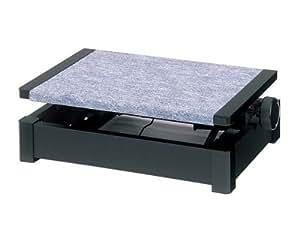 UP/GP兼用 ピアノ補助台 甲南 UP-1 (8段ラック上下)(黒色)