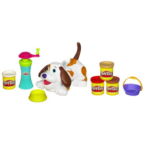 Play-Doh Puppies Playset
