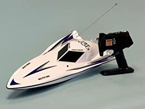 "Ready To Run Remote Control High Wind Model Speed Boat 30"" - Remote Control Speedboats"
