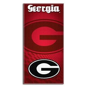 Buy Georgia Bulldogs Beach Towel by Northwest