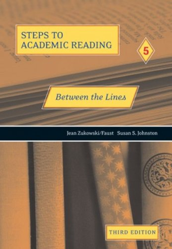 Between the Lines, Third Edition (Steps to Academic...