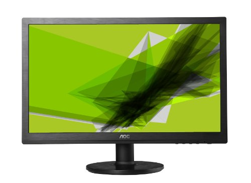 AOC E2460SWD 24-Inch Widescreen LED Monitor -