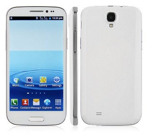 Unlocked Quadband Dual Sim Android 4.1 Os with 5 I