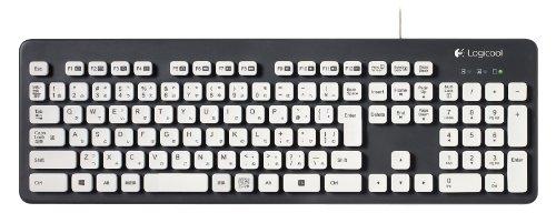 LOGICOOL ウォッシャブル キーボード K310