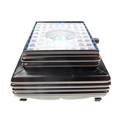 Firefly Imports LED Decorative Base Light, 3-Inch, Multicolor - 1