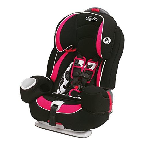Graco Argos 80 Elite 3-in-1 Car Seat, Azalea - 1