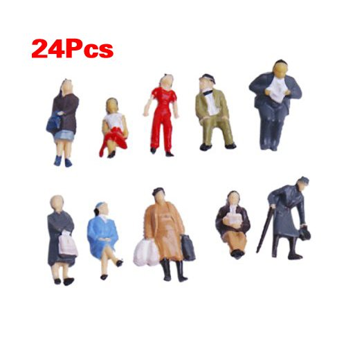 24pcs-painted-model-train-people-figures-scale-ho-1-to-87