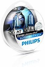 Comprar Philips 12972BVUSM BlueVision Ultra - Bombilla H7 para faros delanteros (2 unidades)