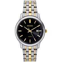 Seiko Bracelet Men's Quartz Watch (SUR183)