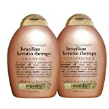 Organix Brazilian Keratin Therapy Shampoo And Conditioner 385Ml