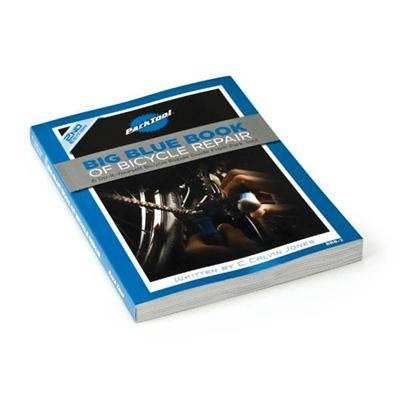 Park Tool Big Blue Book of Bicycle Repairs 2nd Edition - BBB-2