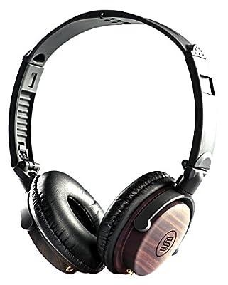 Symphonized PWR Premium Genuine Wood Headphones