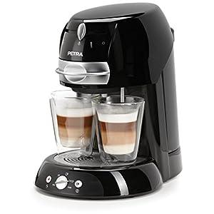 Petra Electric KM 42.17 Kaffeepadmaschine Artenso latte