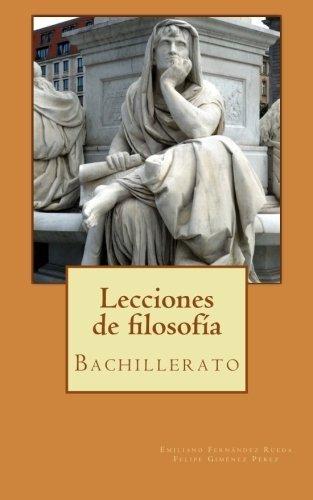 Lecciones de filosofía: Bachillerato