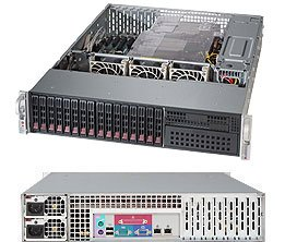 Brand New Supermicro 2U SuperServer SYS-2028TR-HTFR with full warranty
