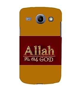 printtech Allah Muslim God Back Case Cover for Samsung Galaxy J1 / Samsung Galaxy J1 J100F