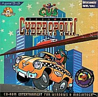 Gus Goes To Cyberopolis (PC/ MAC CD Jewel Cased)