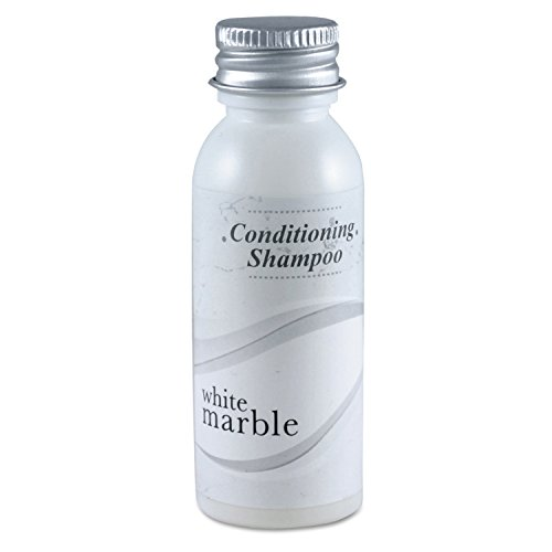 White Marble DIA 13190-71 Breck Conditioning Shampoo, 0.75 Oz. Bottle, Gold (Pack Of 288)