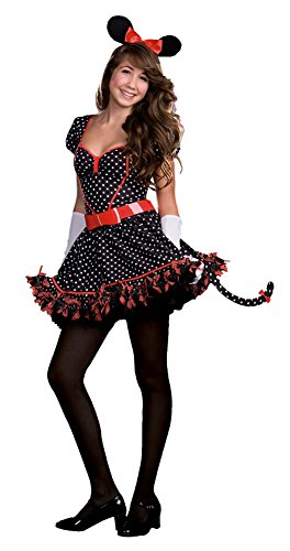 Girls - Mousing Around Jr Sm Halloween Costume - Child Small