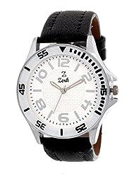 Zerk Snazzy Look Dial Analog Black Dial Men's Watch ZK-MEN51