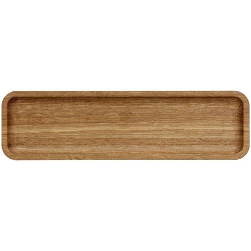 Iittala 111053 Tablett Vitriini 25.6 x 7.2 cm, braun