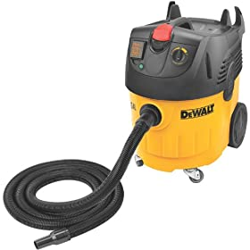 DEWALT D27905 10 Gallon Dust Extractor Vacuum