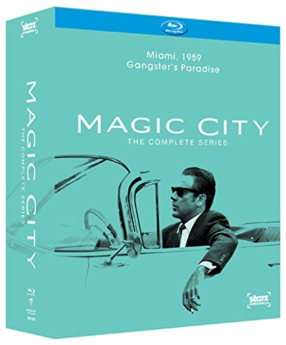 Blu-ray : Magic City Ssn 1 and 2 Combo (Boxed Set, 6 Disc)
