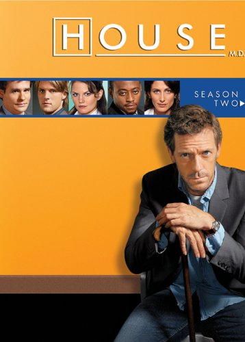 Cover art for  House, M.D.: Season 2