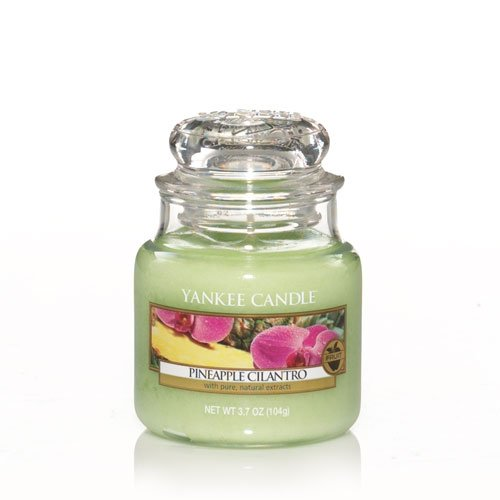 Pineapple Cilantro 3.7 Housewarmer Jar Candle by Yankee Candle