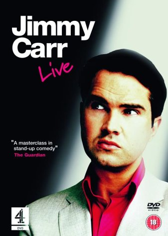 Jimmy Carr-Live *** Europe Zone ***