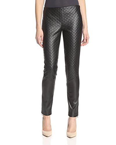 Catherine Catherine Malandrino Women's Glen Faux Leather Pant