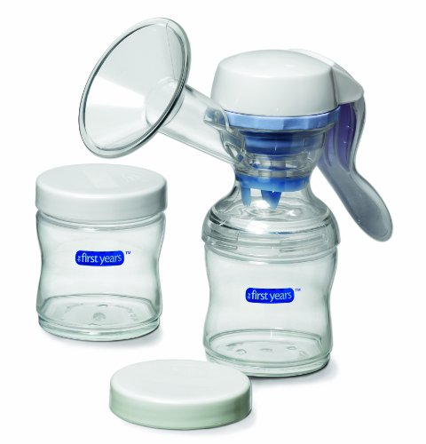 The First Years Manual Breast Pump BPA Free