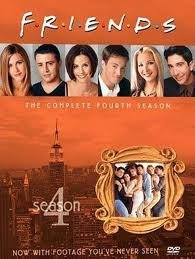 Friends: The Complete Fourth Season by Warner Home Video