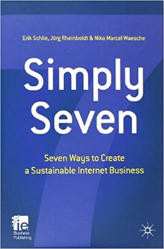 Digital Transformation Buch - Simply Seven