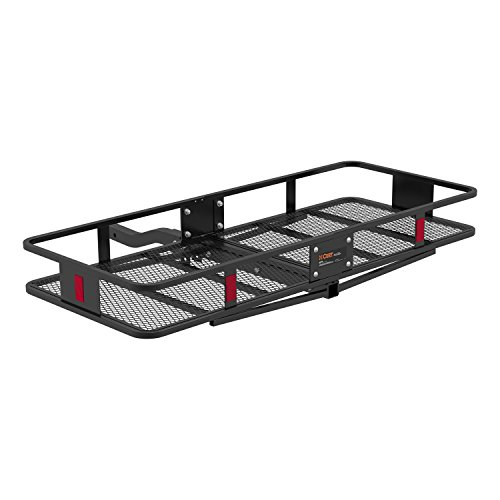 CURT 18153 Basket Style Cargo Carrier (24 Hitch Cargo Carrier compare prices)