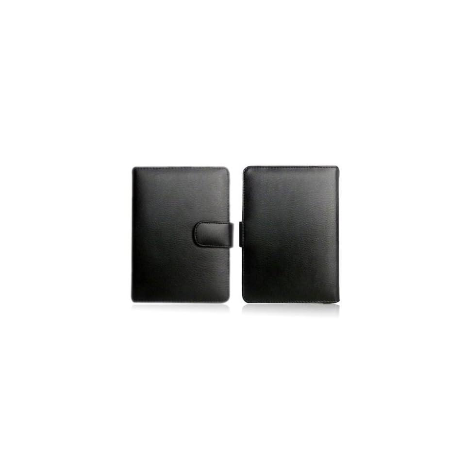Ebook Reader Leather Case Cover Skin for  Kindle 4
