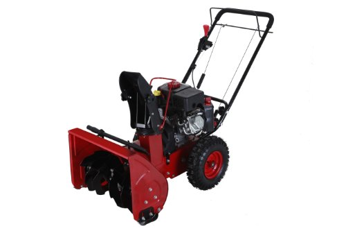 Best Small Electric Snow Blower : Power smart inch cc compact gas powered two
